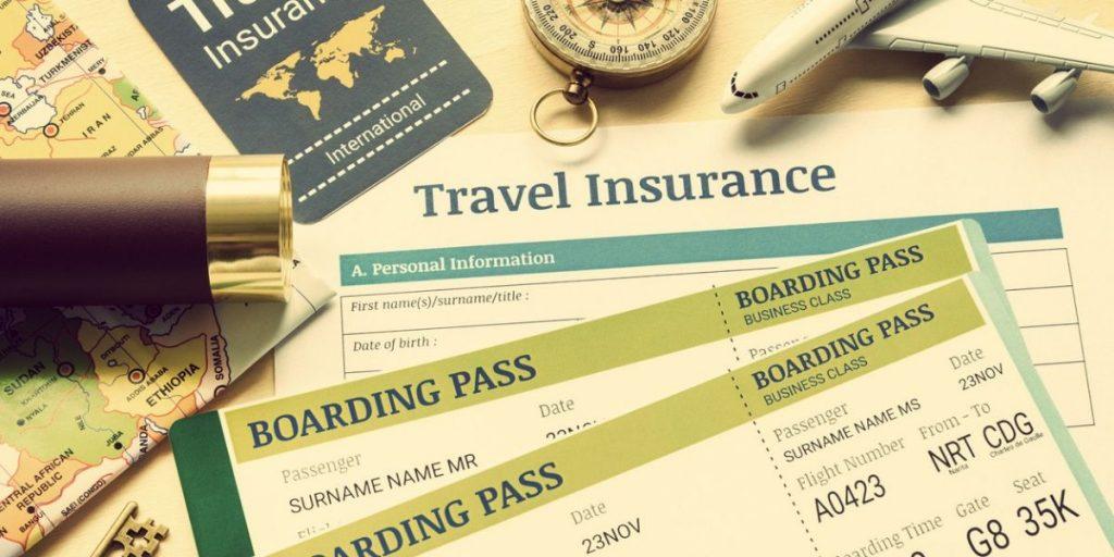 travel insurance documents