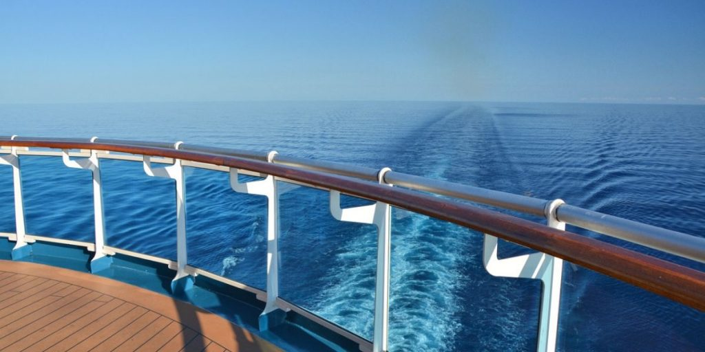 views from cruise ship