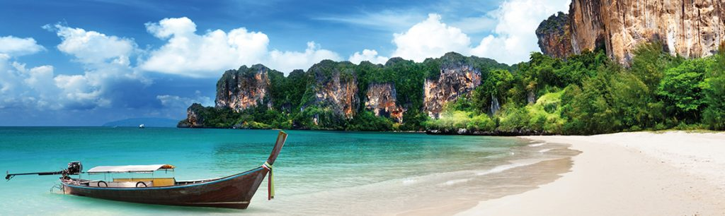 Image of Asia beach destination