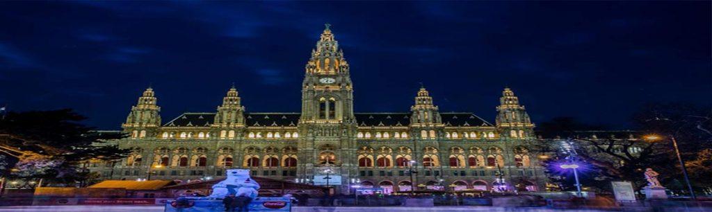 Image of Vienna Christmas market