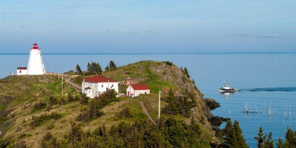 wooden lighthouses of new Brunswick
